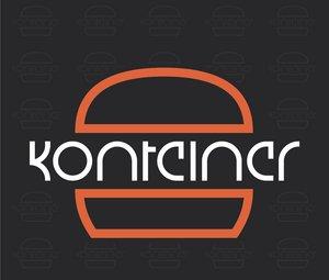 Konteiner burger logo | Maribor | Supernova