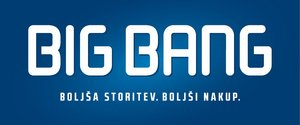 Big Bang logo | Maribor | Supernova