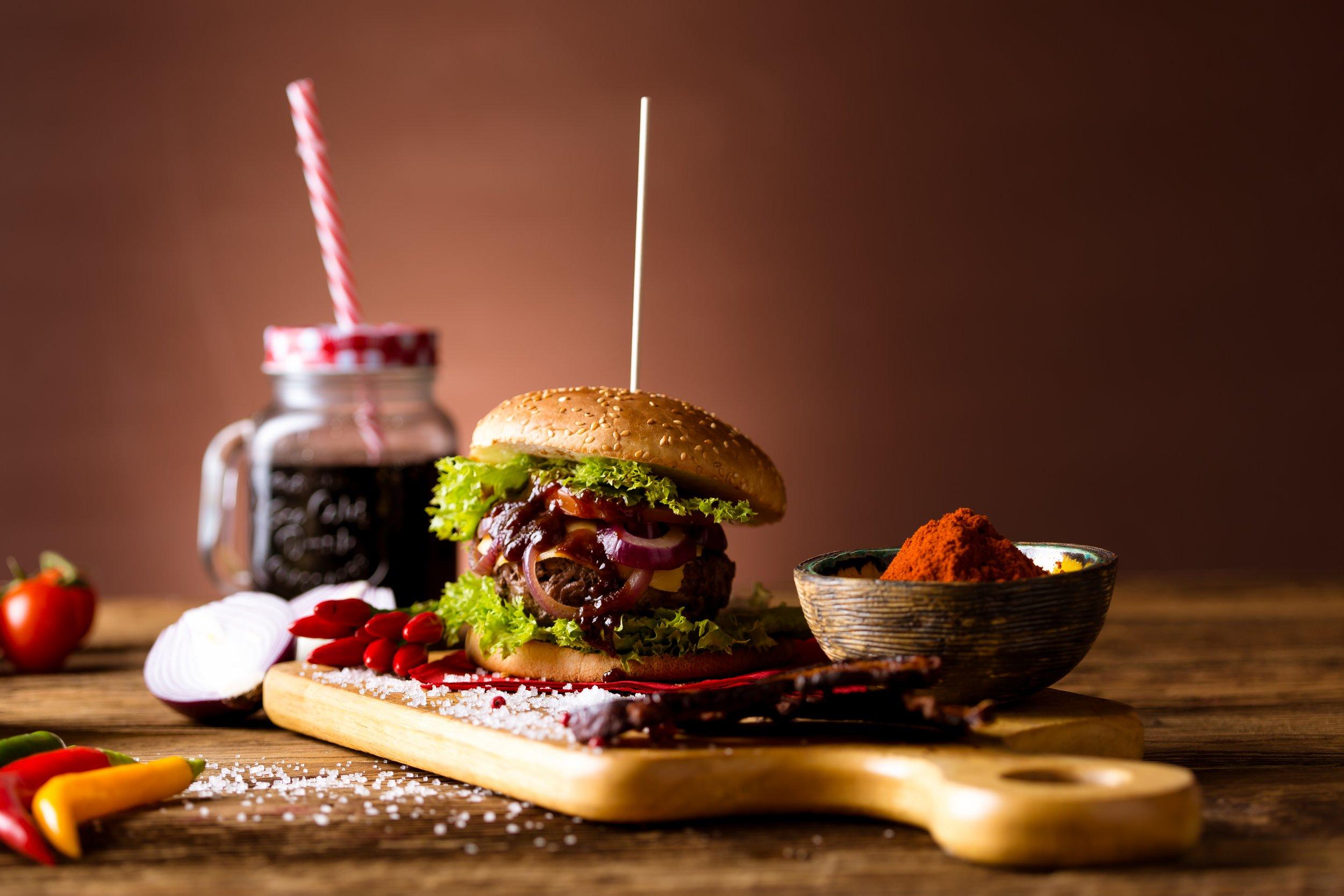 Konteiner burger | Maribor | Supernova